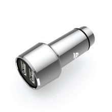 LP Dual USB Smart Car Charger