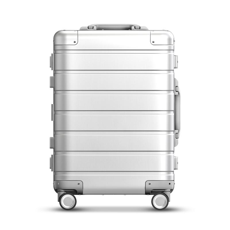 Mi 90 Points Smart Metal Suitcase