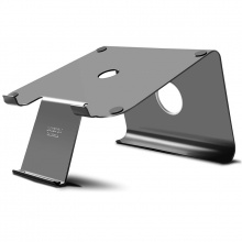 DiiZiGN Laptop Stand with Phon...