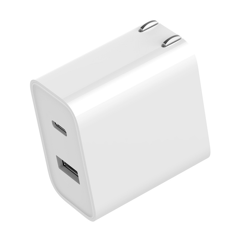 Mi USB Charger 30W Fast Charge Version (1A1C)